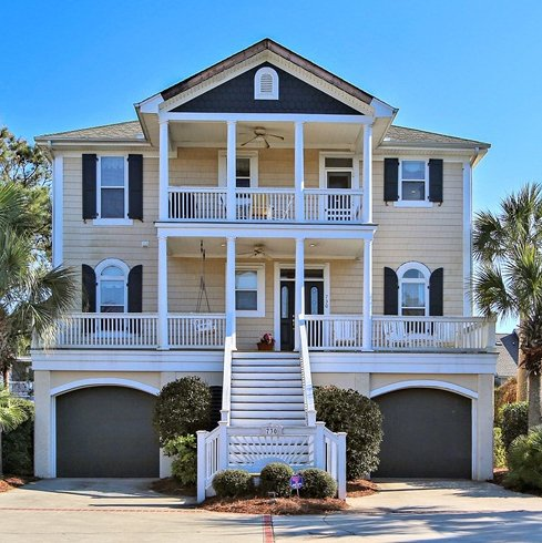 South Carolina Vacation Rentals