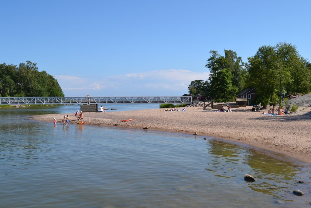 Helsinki Beach