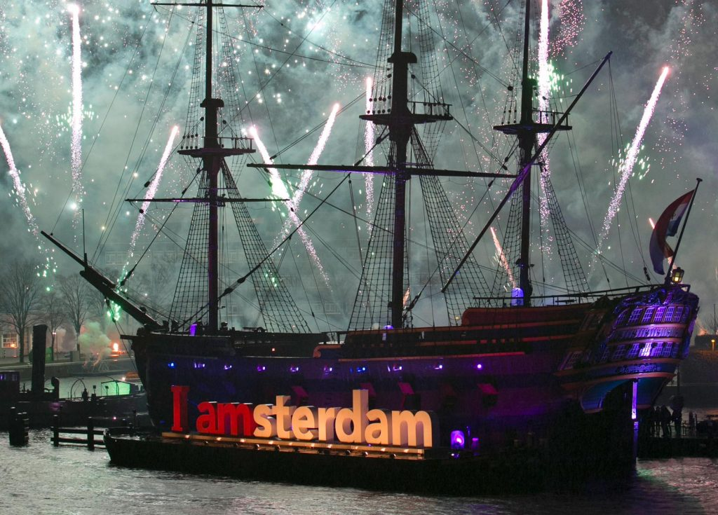 NYE in Amsterdam
